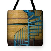Spiral Staircase Tote Bag