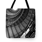 Spiral Steps Tote Bag