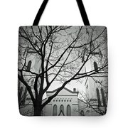 Spire Tree Tote Bag