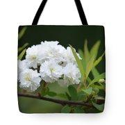 Spirea Blossom Tote Bag
