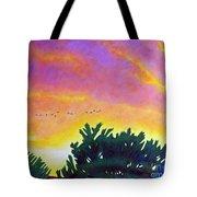 Spirit And Nature Tote Bag
