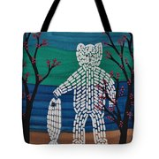 Spirit Bear Bella Coola Tote Bag