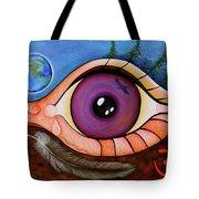 Spirit Eye Tote Bag
