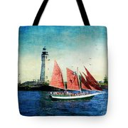 Spirit Of Buffalo Tote Bag by Lianne Schneider