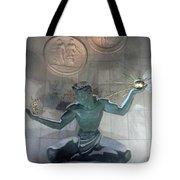 Spirit Of Detroit New Tote Bag