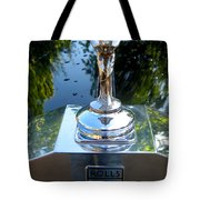 Spirit Of Ecstacy Tote Bag