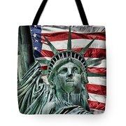 Spirit Of Freedom Tote Bag
