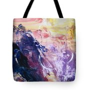 Spirit Of Life - Abstract 1 Tote Bag