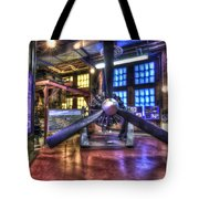 Spirit Of St.louis Engine Tote Bag