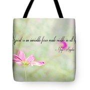 Spirit Of Summer Tote Bag