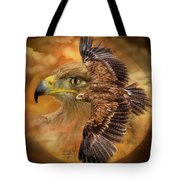 Spirit Of The Wind Tote Bag