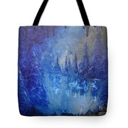 Spirit Pond Tote Bag