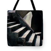 Spiritual Chiaroscuro Tote Bag