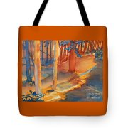 Spiritual Forest Tote Bag