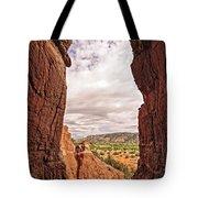 Spiritual Rebirth Tote Bag