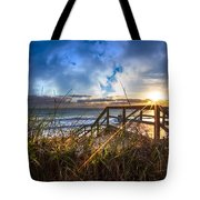 Spiritual Renewal Tote Bag by Debra and Dave Vanderlaan
