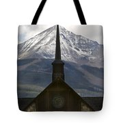 Spiritual Skies Tote Bag