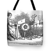 Spiritualism, 1855 Tote Bag