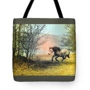 Spiritus Equus Tote Bag