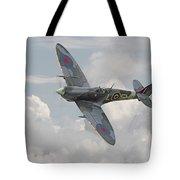 Spitfire - Elegant Icon Tote Bag