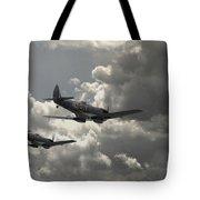 Spitfire Wingman Tote Bag