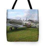 Spitfires Tote Bag