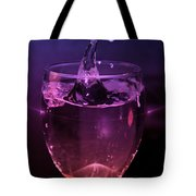 Splash Tote Bag by Aaron Berg