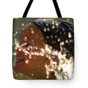 Splash And Giggle Tote Bag