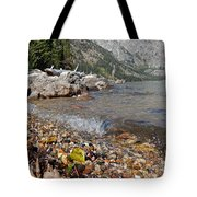 Splash Lake Jenny Tote Bag