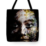 Splash Of Humanity Tote Bag by Christopher Gaston