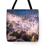 Splashes Tote Bag