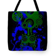 Splattered Series 8 Tote Bag