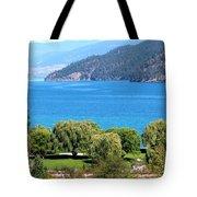 Splendid Kalamalka Lake Tote Bag