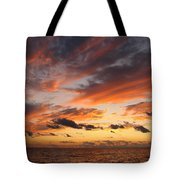 Splendor In The Skies Tote Bag
