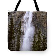 Splendor Of Takakkaw Falls Tote Bag
