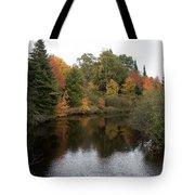 Splendor On A River Tote Bag