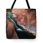 Splendor On Quail Creek Tote Bag