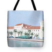 Split Croatia Adriatic Coast Tote Bag