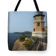 Split Rock Lighthouse 100 Tote Bag