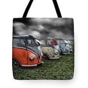 Splitty Rotters 2 Tote Bag