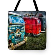 Splitty Rotters Tote Bag