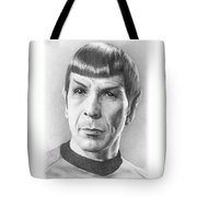 Spock - Fascinating Tote Bag