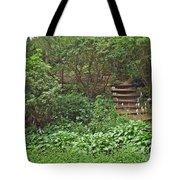 Spohr Gardens - Quissett - Falmouth - Ma - Cape Cod Tote Bag