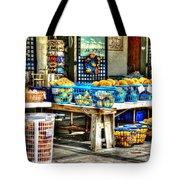 Sponge Baskets Tote Bag