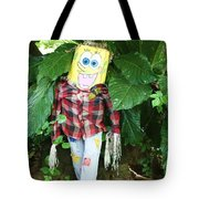 Sponge Bob Scarecrow Tote Bag