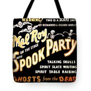Spook Party 2 Tote Bag