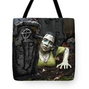 Spookie Lady Tote Bag