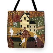 Spooky Hallow Tote Bag
