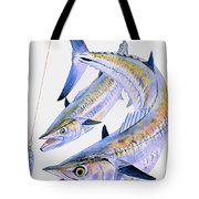 Spoon King Tote Bag
