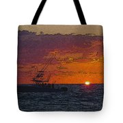 Sport Fisher Tote Bag